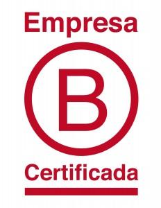 empresa b rojo